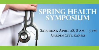 Spring Health Symposium, April 28, 2018 - Heartland Cancer Center, Garden City, KS