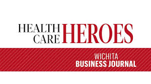 Health Care Heroes Award Logo