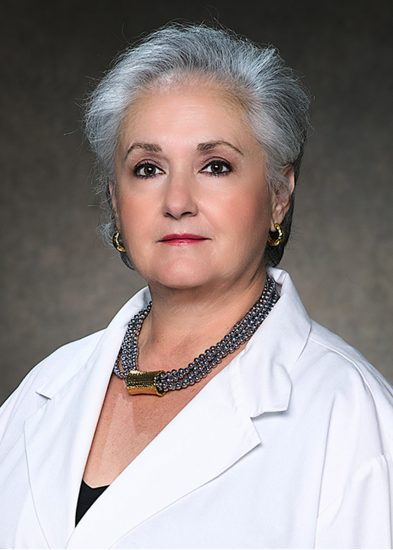 Claudia Perez-Tamayo, MD, FACR, FACRO