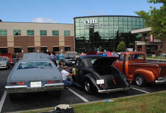 CJBCC Car Show