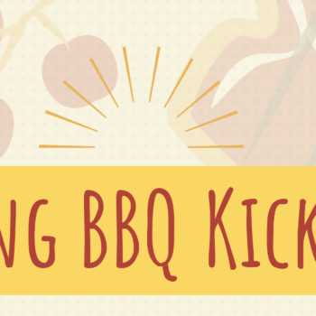 Spring BBQ Kick-off Signage