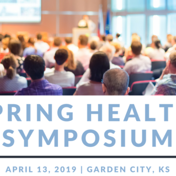 Spring Health Symposium Banner 2019